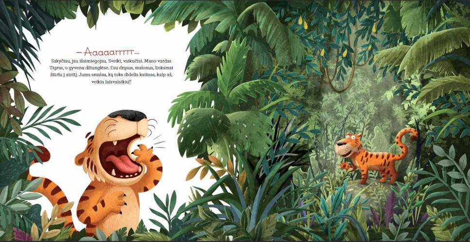 Būti Tigru