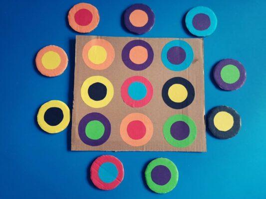 Rutuliukai-spalvoti
