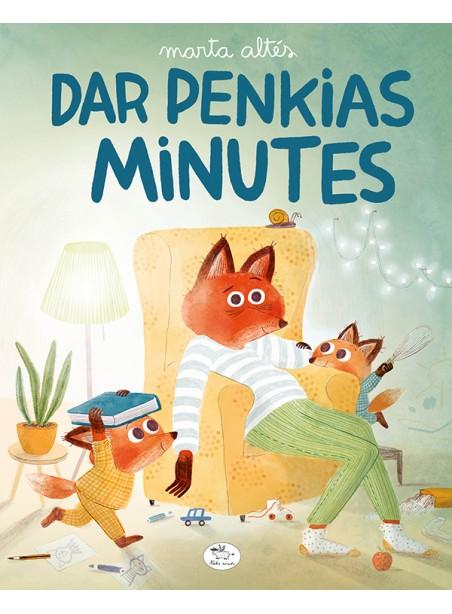 knyga dar penkias minutes