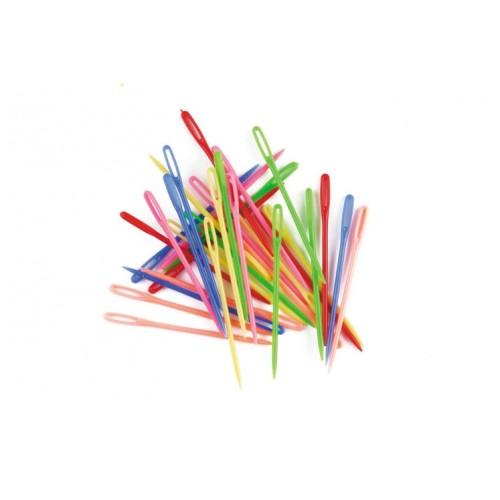 Plastikine vaikiska adata