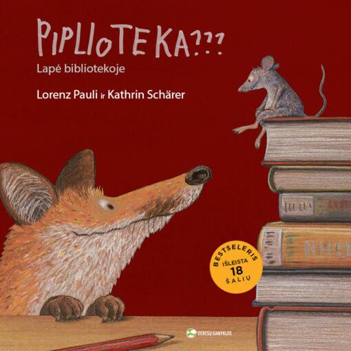 Knyga Piplioteka