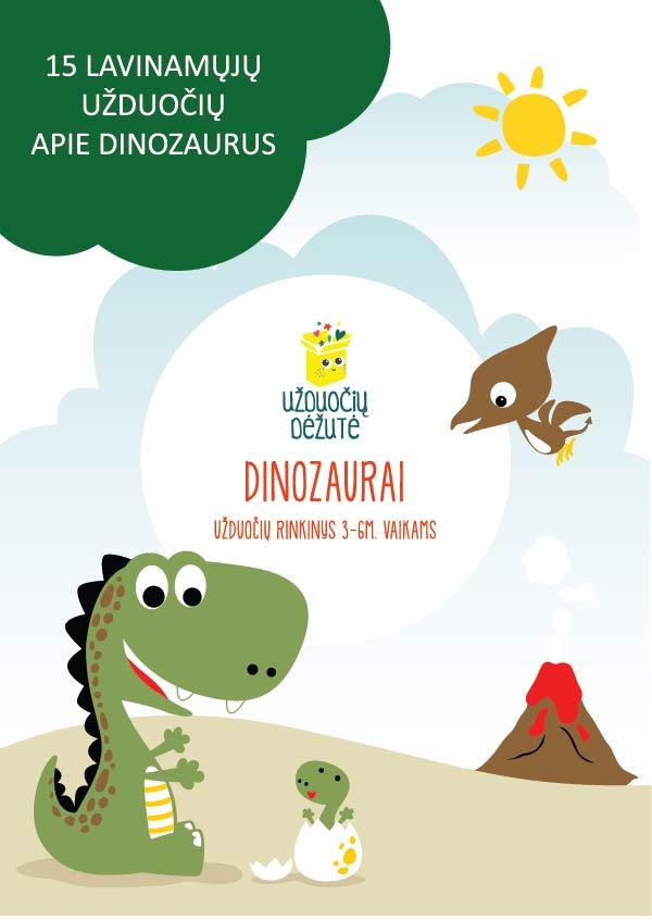 lavinamosios uzduotys apie dinozaurus uzduociudezute.lt